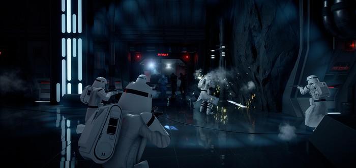 Мод Star Wars Battlefront 2 позволяет проводить кастомные аркадные битвы 32 на 32