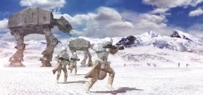 Оригинальный Star Wars: Battlefront II получил новый мультиплеерный патч
