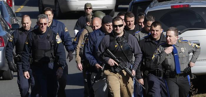 Армия США создает игру для тренировки учителей на случай стрельбы в школе