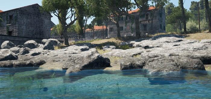 Новый геймлейный трейлер SCUM рассказывает о воде
