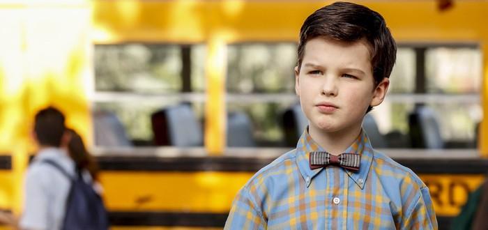 """Спин-офф """"Теории Большого взрыва"""" Young Sheldon продлили на второй сезон"""