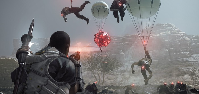 5 минут геймплея Metal Gear Survive