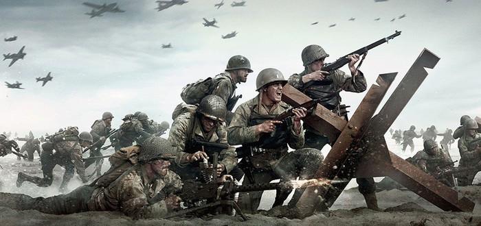 Sledgehammer Games тизерит первое DLC для Call of Duty: WWII?