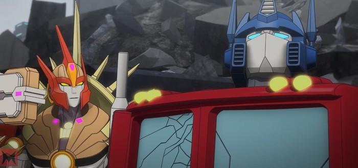Марк Хэмилл и Рон Перлман озвучат персонажей в Transformers: Power of the Primes