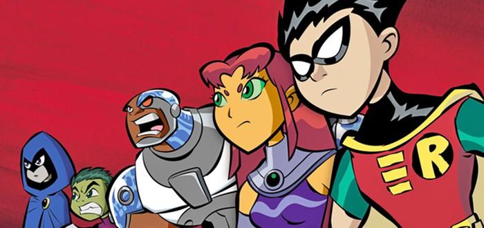 Дебютный трейлер мультфильма Teen Titans Go! To the Movies