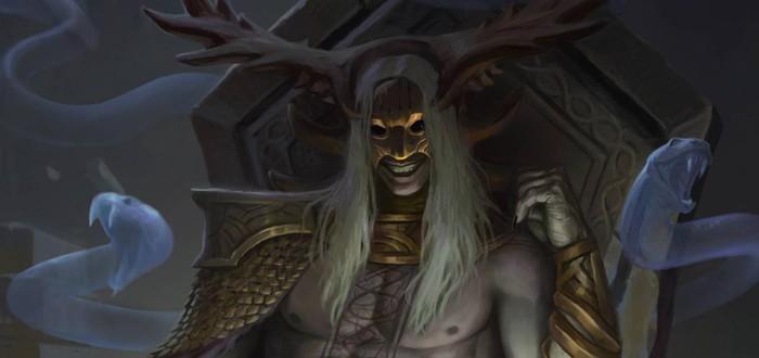 Локи и Один заговорят знакомыми голосами в Rune: Ragnarok