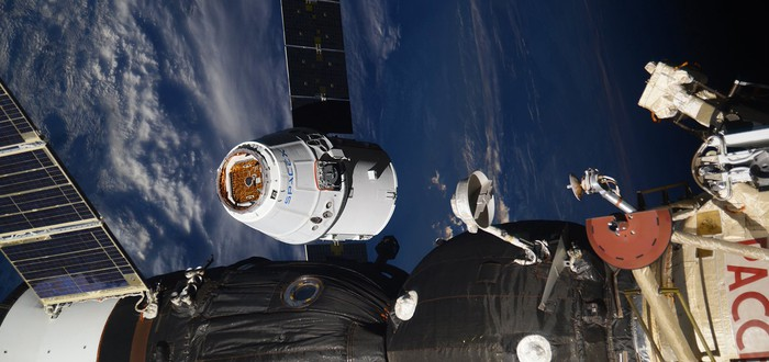 Грузовая капсула SpaceX успешно вернулась на Землю