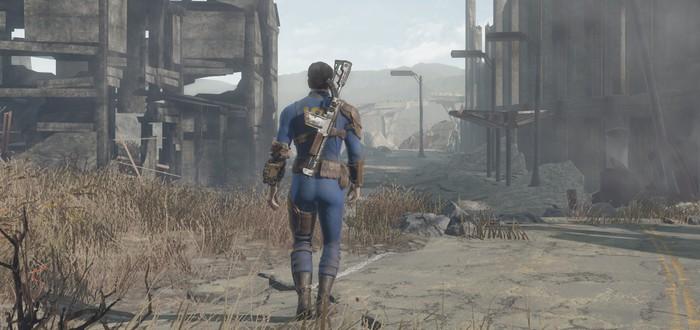 Тизер мода Capital Wasteland возвращает в мир Fallout 3