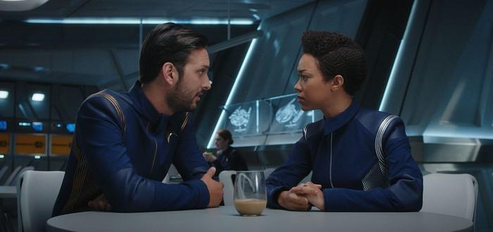 Теория фанатов о персонажах Star Trek: Discovery оказалась правильной