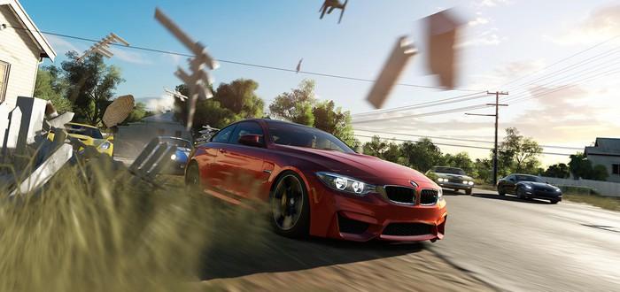 Forza Horizon 3 получила патч с поддержкой улучшений для Xbox One X