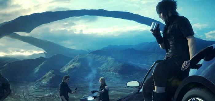 PC-версия Final Fantasy XV выйдет в начале марта