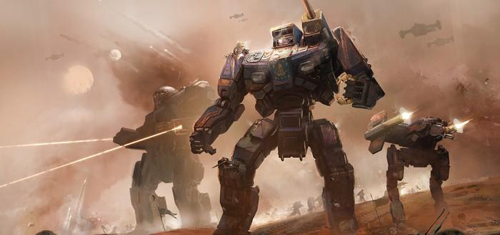 Стратегия BattleTech выйдет в этом году