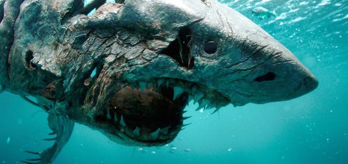 """Как создавались призрачные акулы для """"Пиратов Карибского моря 5"""""""