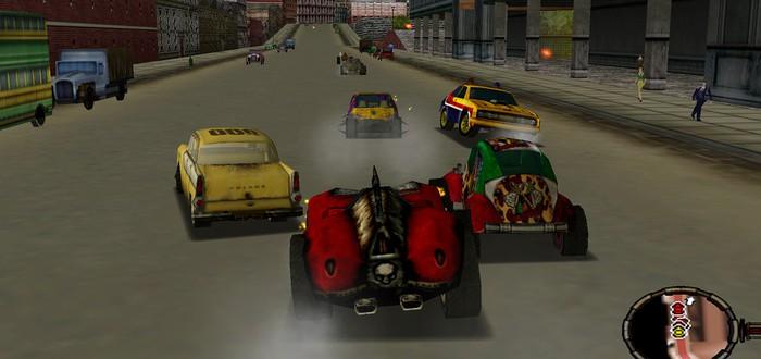 Carmageddon TDR 2000 раздают бесплатно на GOG