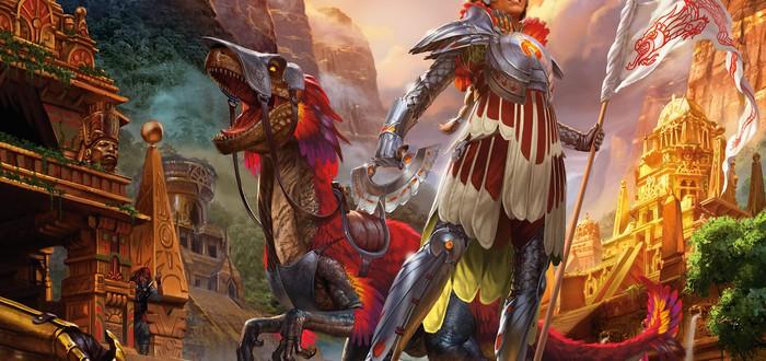 Magic: The Gathering — Борьба за Иксалан и колоды Planeswalker'a