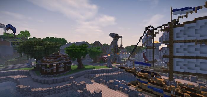 Minecraft поставила новый рекорд — PUBG до такого еще далеко