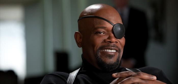 """Сэмуэль Л. Джексон появится в кинокомиксе """"Мстители 4"""""""