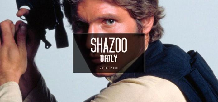 "Shazoo Daily: еще один день ""Соло"""