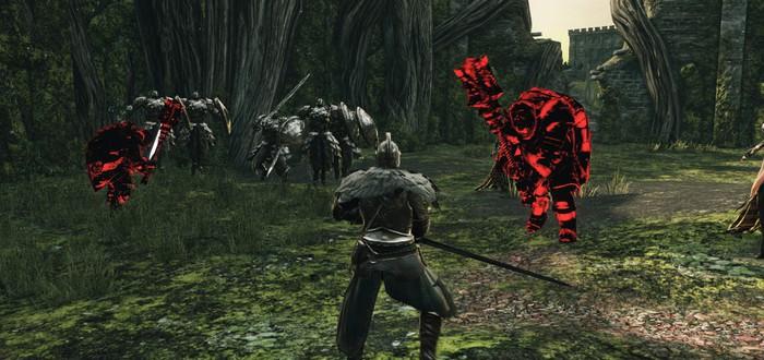 Этот мод Dark Souls 2 рандомизирует врагов