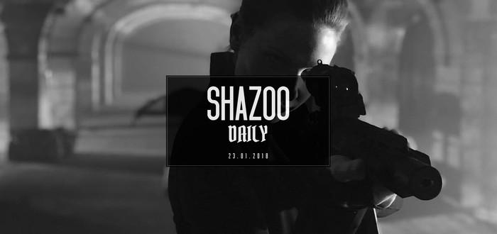 Shazoo Daily: Мы — нечто большее