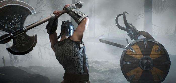 Эпичный трейлер Rune: Ragnarok с драконами, богами и великанами