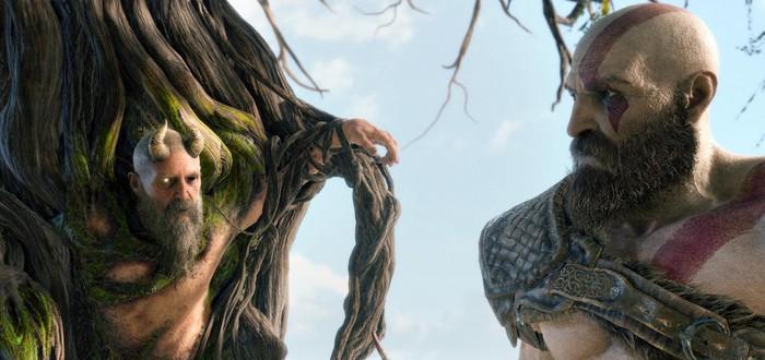 Как изменилась графика God of War со времен E3 2016