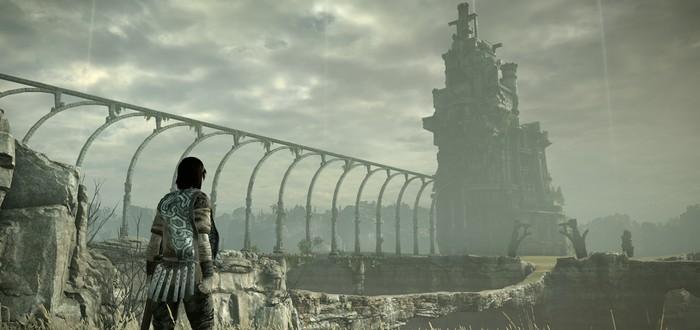 Список трофеев Shadow of the Colossus для PS4
