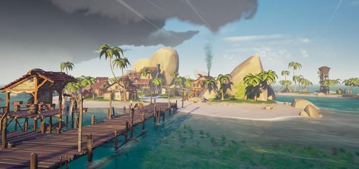 Разработчики Sea of Thieves просят геймеров придумать достижение