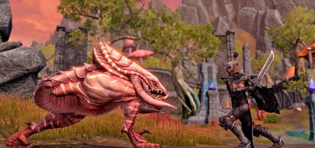 The Elder Scrolls Online - боевая система