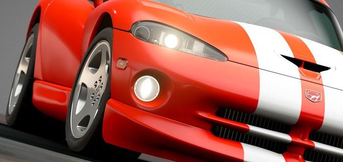 Детали январского обновления Gran Turismo Sport