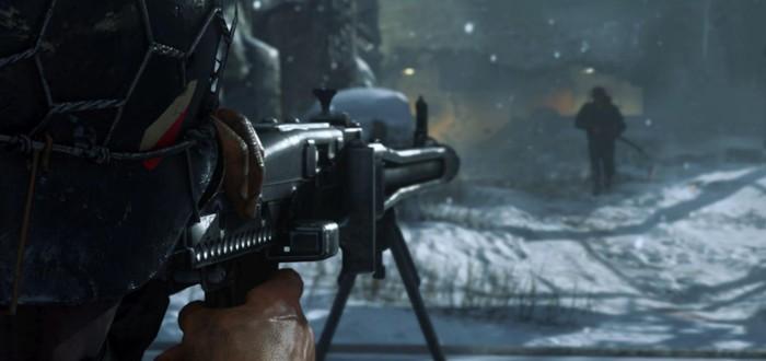 Новый трейлер дополнения The Resistance для Call of Duty: WWII