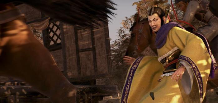 Модные сюжетные персонажи на новых кадрах Dynasty Warriors 9