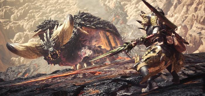 Гайд Monster Hunter: World — как ловить монстров