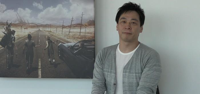 Хадзиме Табата работает над новым форматом геймдизайна