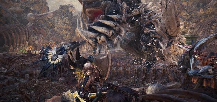 Гайд Monster Hunter: World — как играть в мультиплеере