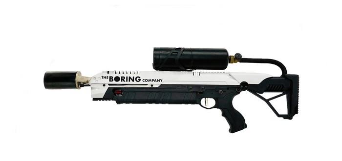 Илон Маск показал огнемет от Boring Company — предзаказ стартовал