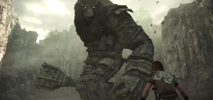 Новый азиатский трейлер Shadow of the Colossus