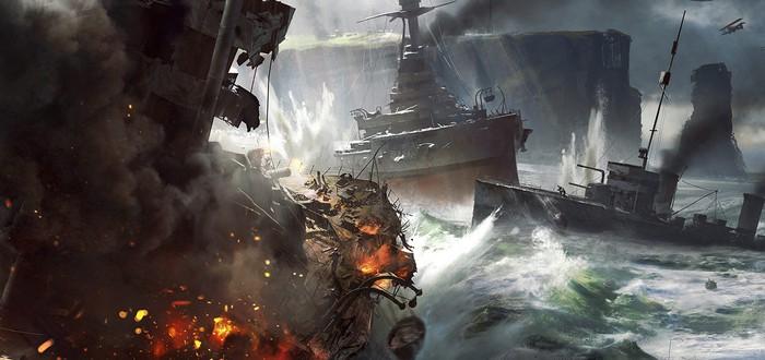 Трейлер дополнения Battlefield 1: Turning Tides — Северное море