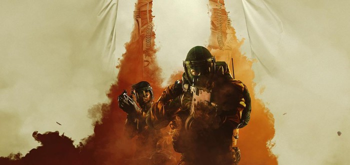 Два новых оперативника Rainbow Six Siege на промо-кадре