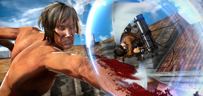 Новый трейлер Attack on Titan 2 посвящен сражениям