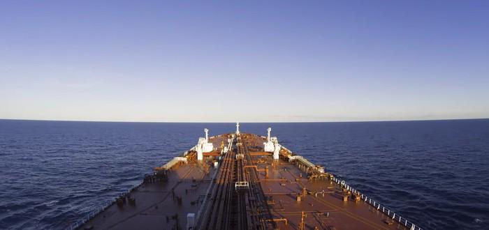 Двухмесячный таймлапс по Средиземному морю в 4K
