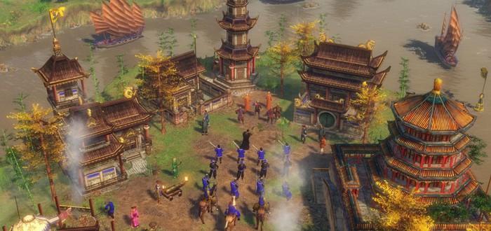 Мод превращает Age of Empires III в битву за Средиземье