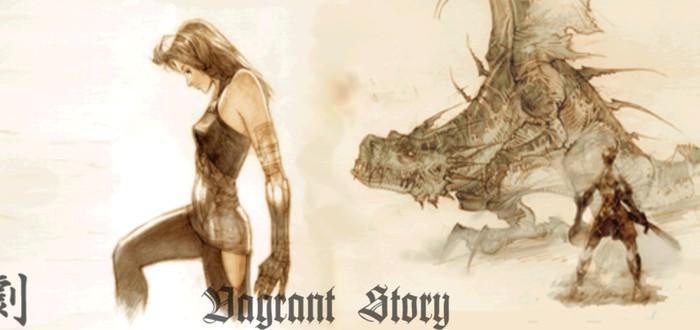 Субботний стрим: Vagrant Story, SquareSoft и золотой закат PSone