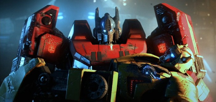 E3-тизер Transformers: Fall of Cybertron