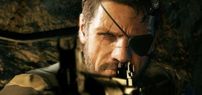 Мод Metal Gear Solid 5: The Phantom Pain позволяет играть от первого лица