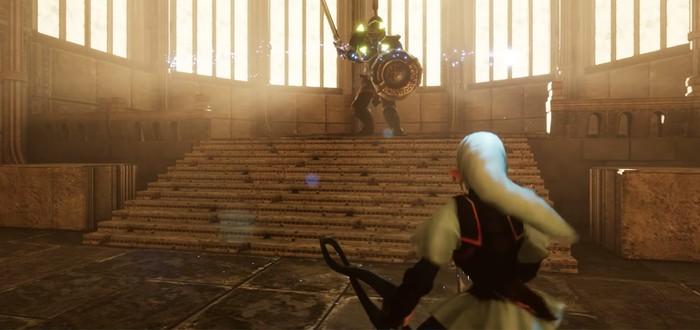 Фанатская Zelda на Unreal Engine 4 получила демо с боссом
