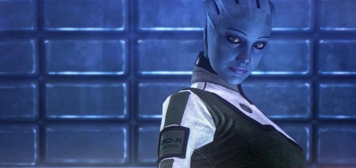 Для Mass Effect вышла новая сборка с текстурами высокого разрешения