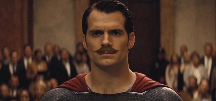 Компьютер за 500 долларов и ИИ лучше скрыли усы Супермена чем дорогие эффекты
