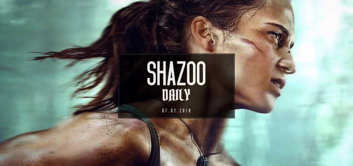 Shazoo Daily: Когда Хан встретил Чуи