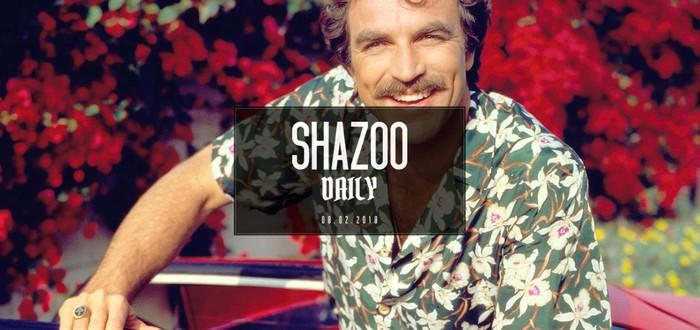 Shazoo Daily: Стой, а то Магнум будет стрелять